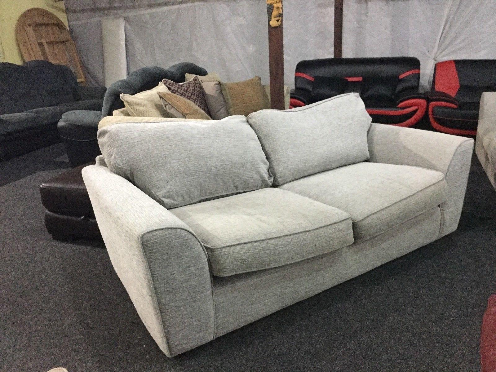 Calvin 3 Seater Sofa Affordable Furnishings