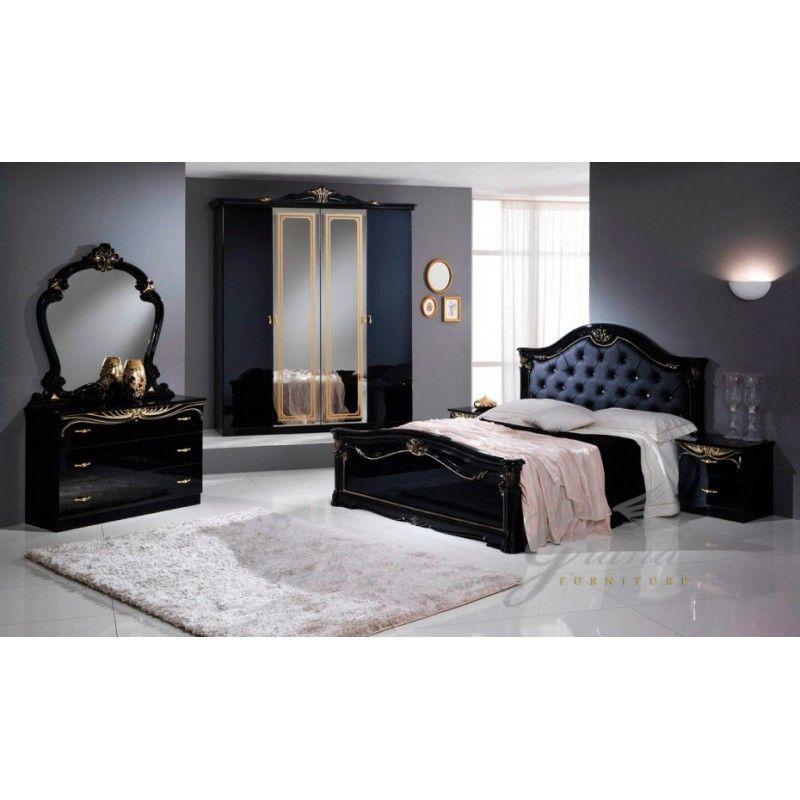 Italian Bedrooms: Affordable Furnishings